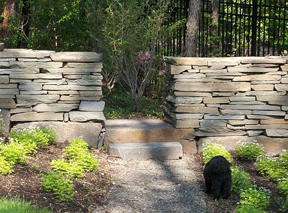 The naturalist group nature never goes out of style for Landscaping rocks dothan al